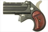 Cobra Big Bore Derringer .38 Special Black / Wood CB38BR