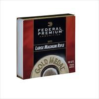 Federal 215 Gold Medal Large Magnum Rifle Primers GM215M
