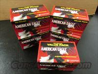 500 ROUNDS FEDERAL AMERICAN EAGLE 9MM LUGER 115 GR FMJ