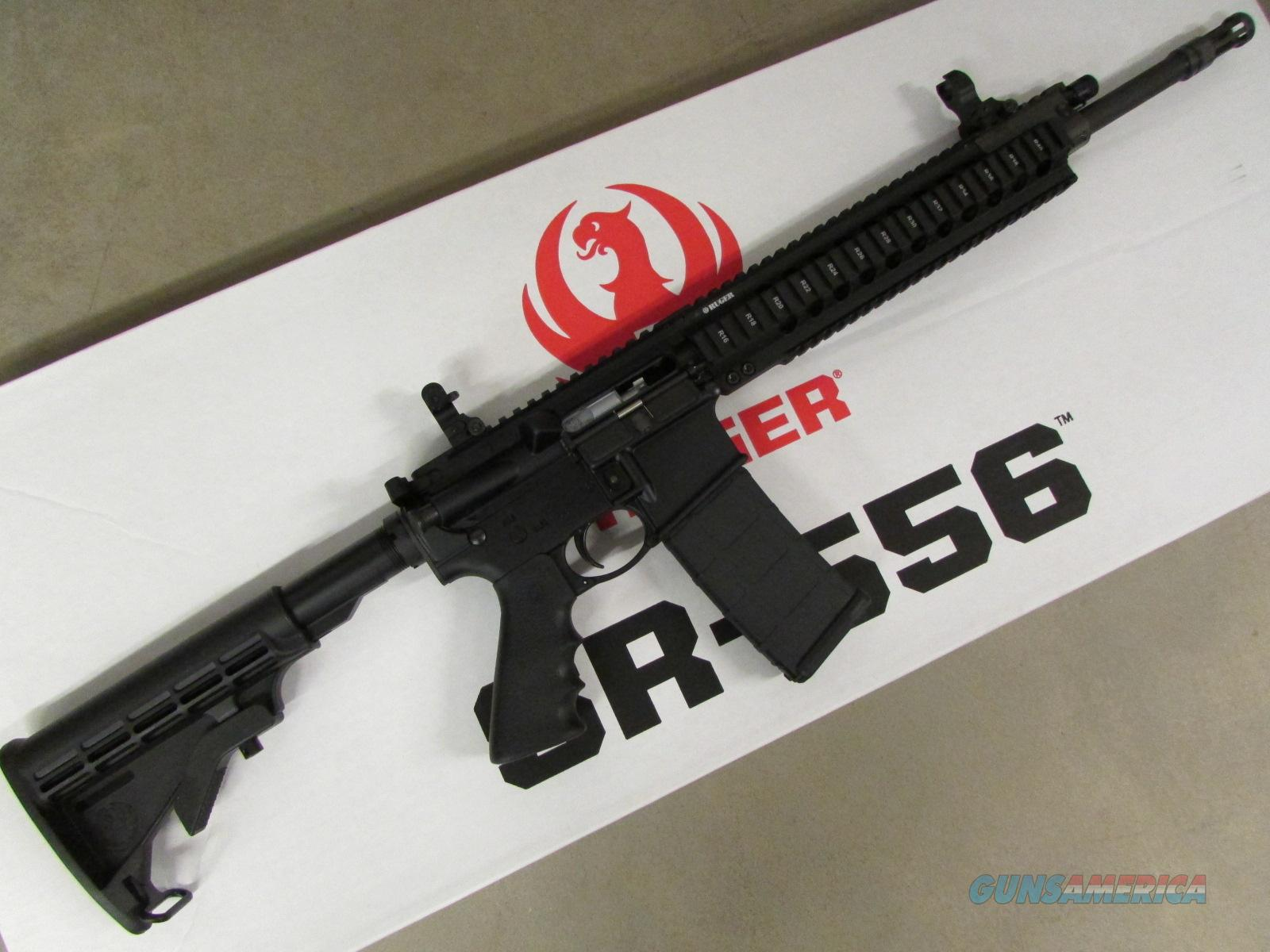Ruger SR-556 Collapsible Stock AR-15 5 56 NATO