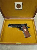 1971 Colt Series Gold Cup National Match 1911 NRA Commemorative .45 ACP/AUTO