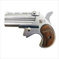Cobra Big Bore Derringer .38 Special Nickel / Wood CB38SR