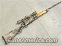 Thompson Center Venture Predator Camo & Scope