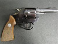 1970 Colt Official Police Mark III .38 Special Blued 4