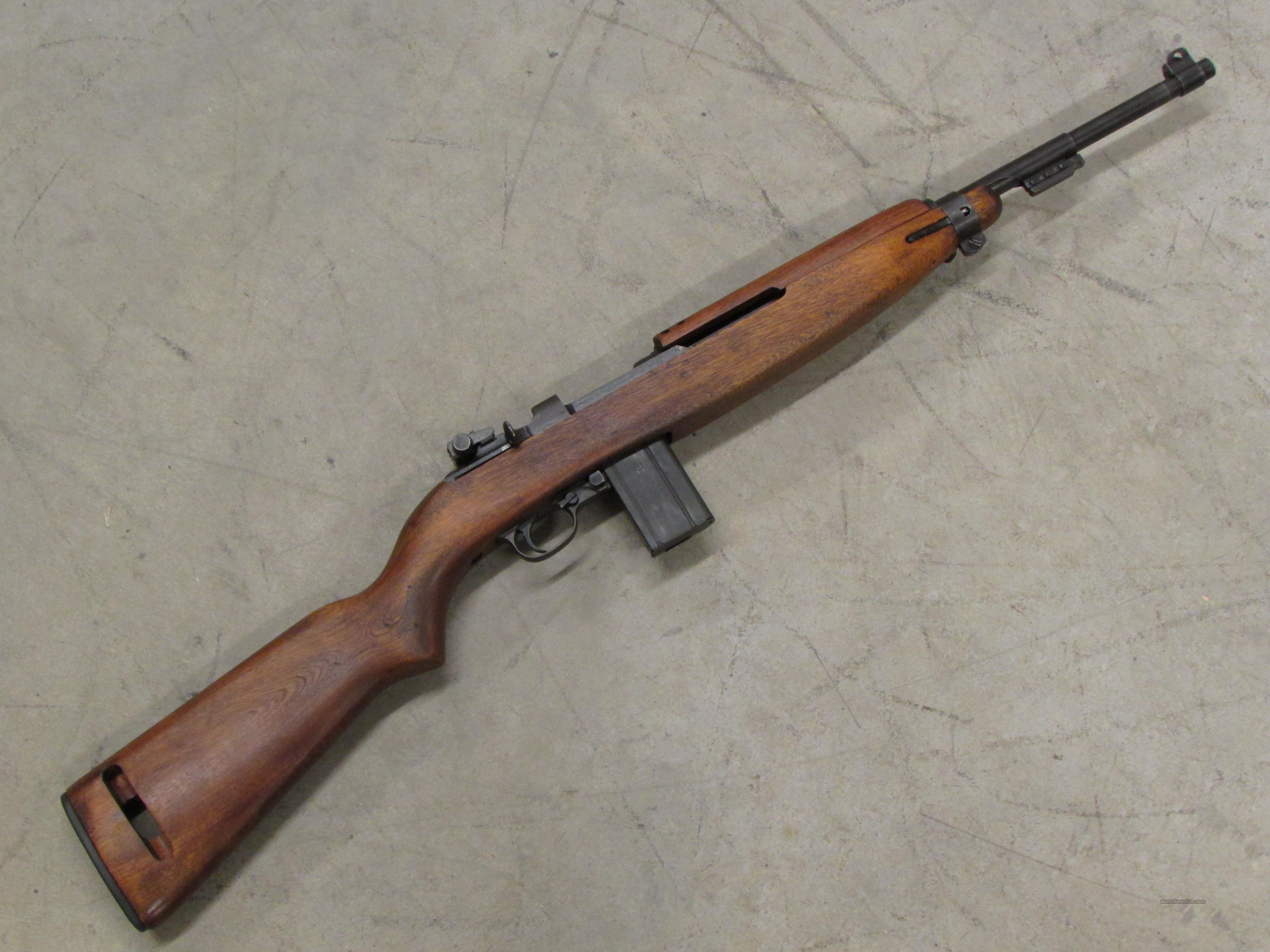 M1: National Postal Meter M1 Carbine IBM Barrel Inl... For Sale