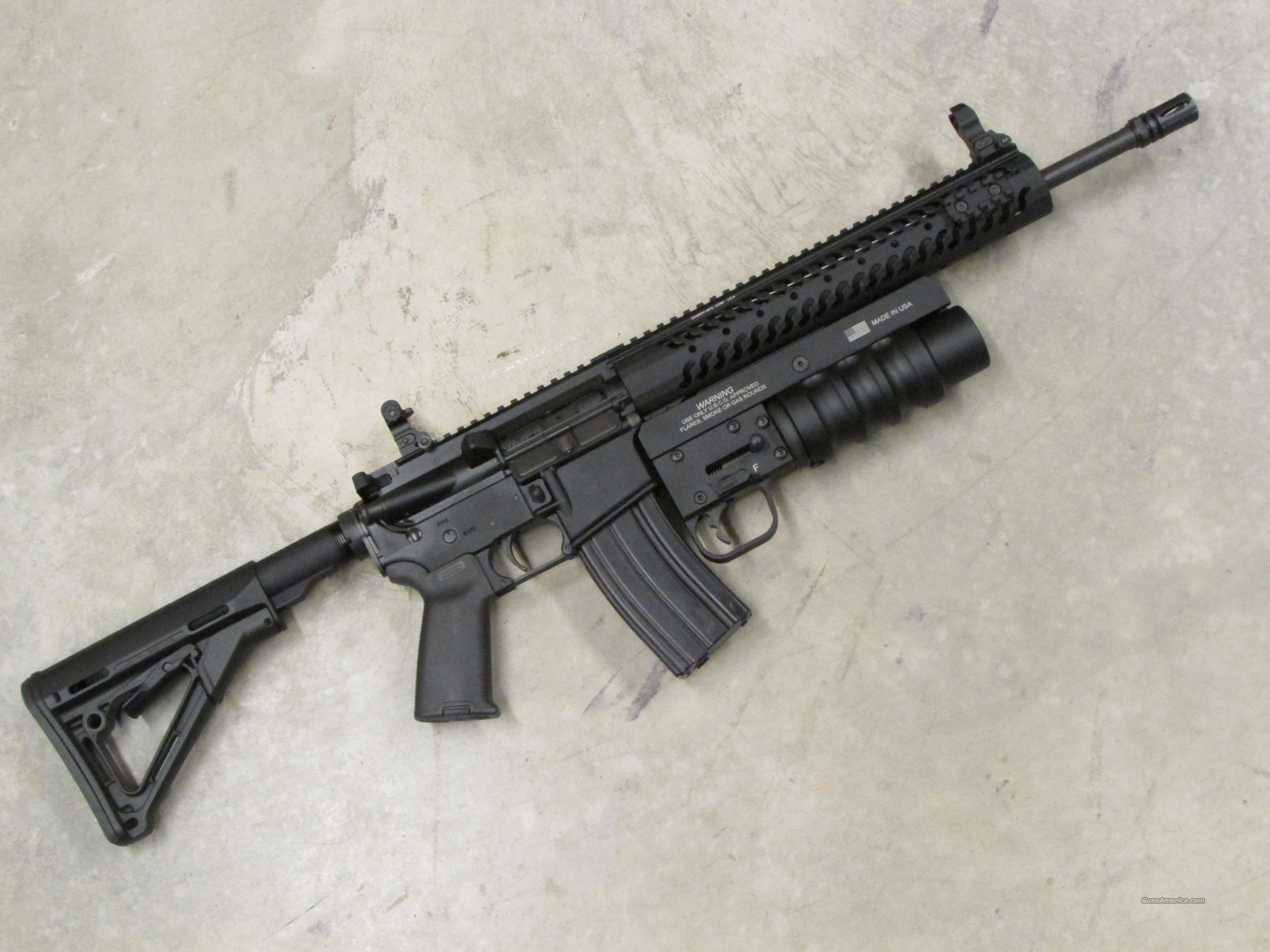 Del-Ton AR15 DTI Evolution with Spikes Tactical    for sale