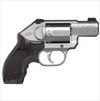 "Kimber K6s Stainless Laser Grip .357 Magnum 2"" 6 Rds  3400003"