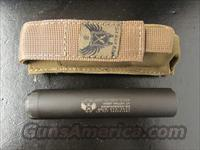 SilencerCo Sparrow 22 .22 LR or .17 Caliber Suppressor