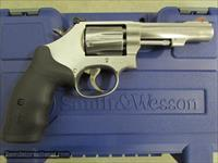 "Smith & Wesson Model 67 Stainless .38 Special  4"" 162802"