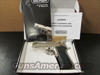 Bersa Thunder Plus Nickel Finish .380 ACP/AUTO
