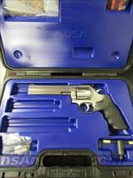 RARE NIB DAN WESSON 715 HV6 .357 MAGNUM 2014 PRE-PRODUCTION
