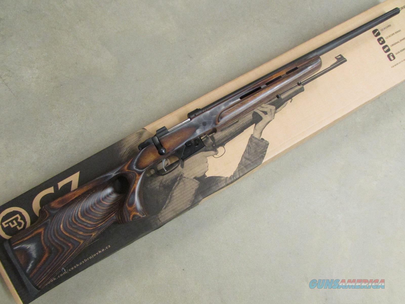 Lot 703 - CZ - Model CZ 527 Varmint - .204 Ruger - rifle