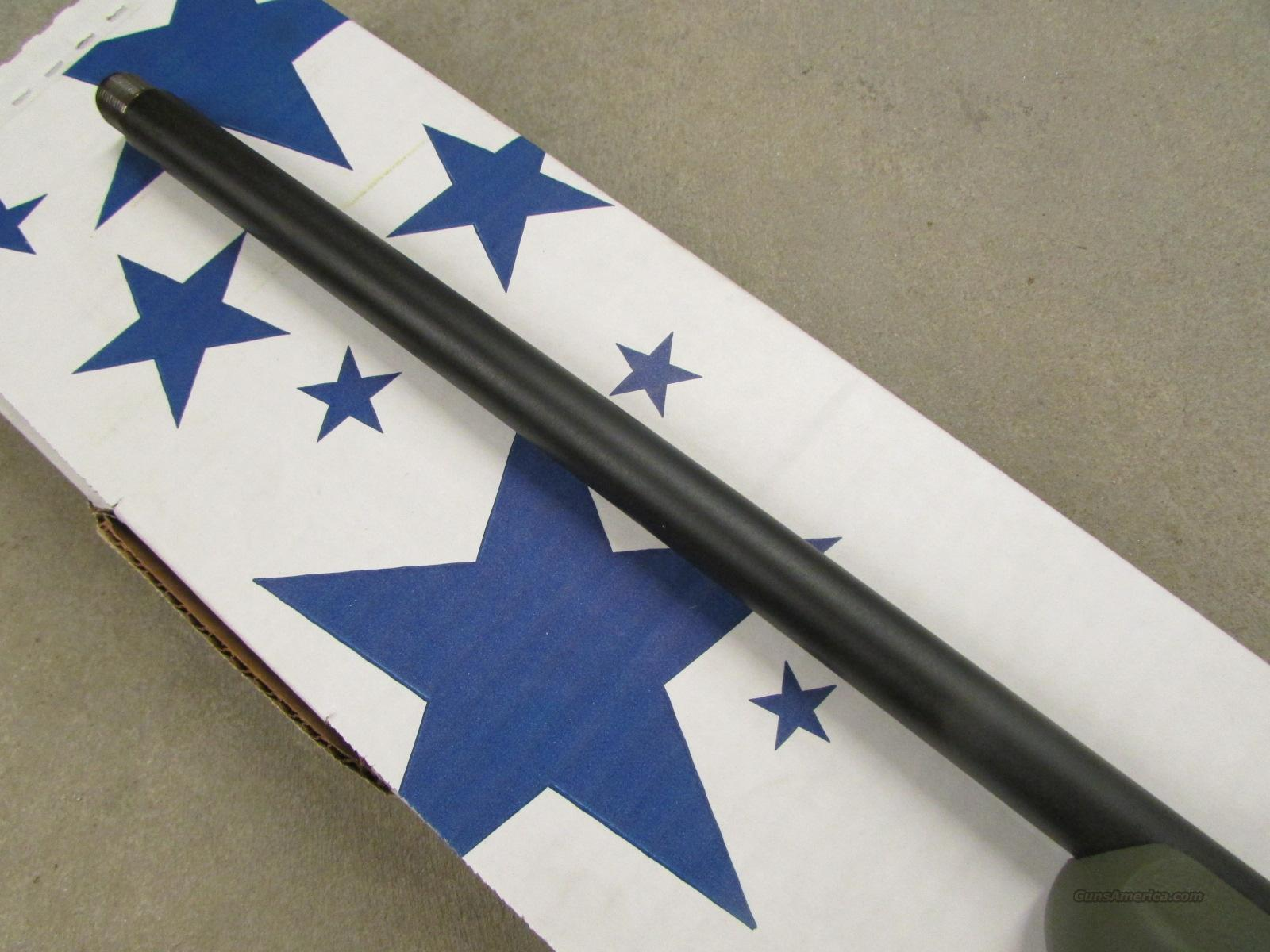Top Five Ruger American 450 Bushmaster Barrel Thread - Circus