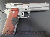 Smith & Wesson SW1911 CT E-Series Crimson Trace .45 ACP/AUTO 108495