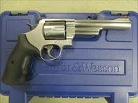 "Smith & Wesson Model 629  6"" Stainless .44 Magnum"