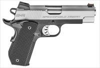 "Springfield Armory 1911 EMP 4 CCC 4"" 9mm Luger Conceal Carry PI9229L"