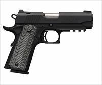 BROWNING 1911-380 BLACK LABEL PRO .380 ACP/AUTO 051911492