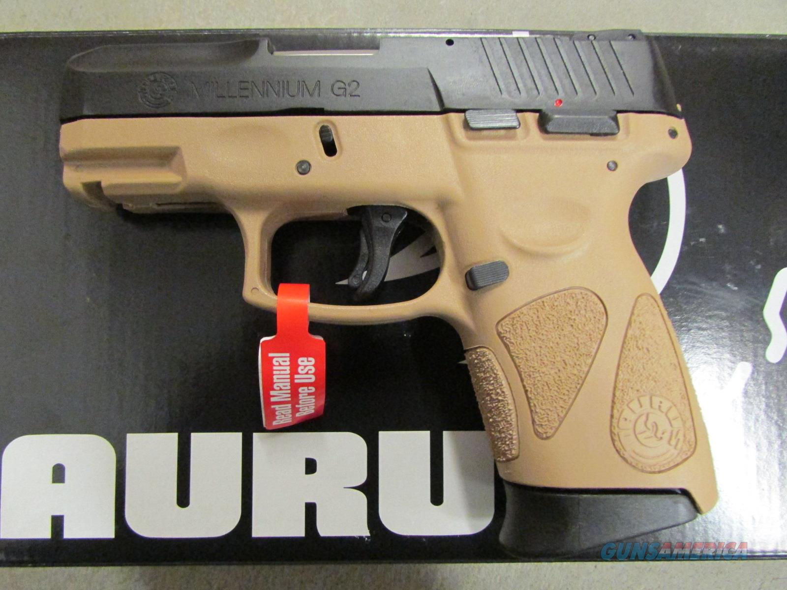Taurus Millennium G2 Sub Compact Fde 9mm 1 1110 For Sale Schematics 8125520