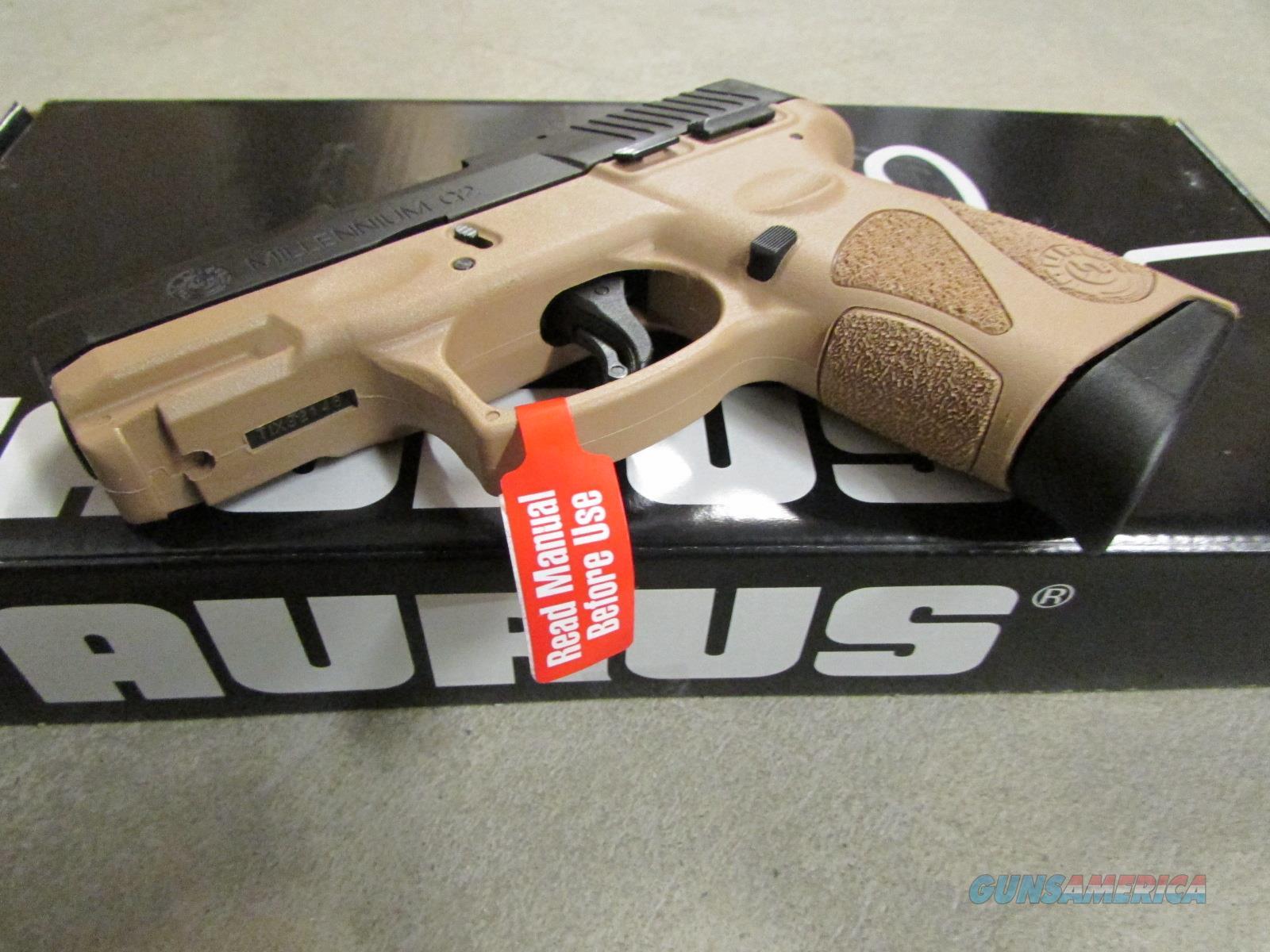 Taurus Millennium G2 Sub Compact Fde 9mm 1 1110 For Sale Schematics 8125526