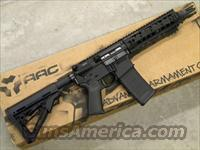 "AAC MPW .300 Blackout 9"" Barrel SBR AR-15 Knights Armament"