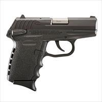 SCCY FIREARMS CPX-1 CB BLACK 9mm LUGER CPX1CB