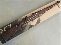 CZ 550 Medium FS Full Mannlicher Turkish Walnut Stock 9.3x62 04053