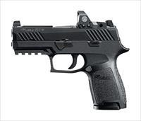 "SIG SAUER P320 3.9"" 9MM 320 RC COMPACT 320C-9-BSS-RX"