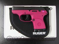 Ruger LCP Raspberry Frame .380 ACP/AUTO