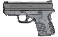 "Springfield XD-S Tactical Gray 3.3"" 9mm Luger XDS9339YE"