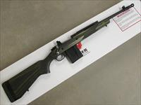 "Ruger M77 Gunsite Scout Green Laminate 16.5"" .308 Win. 6823"