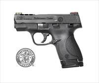 Smith & Wesson Performance Center Ported M&P40 SHIELD .40 S&W 10109