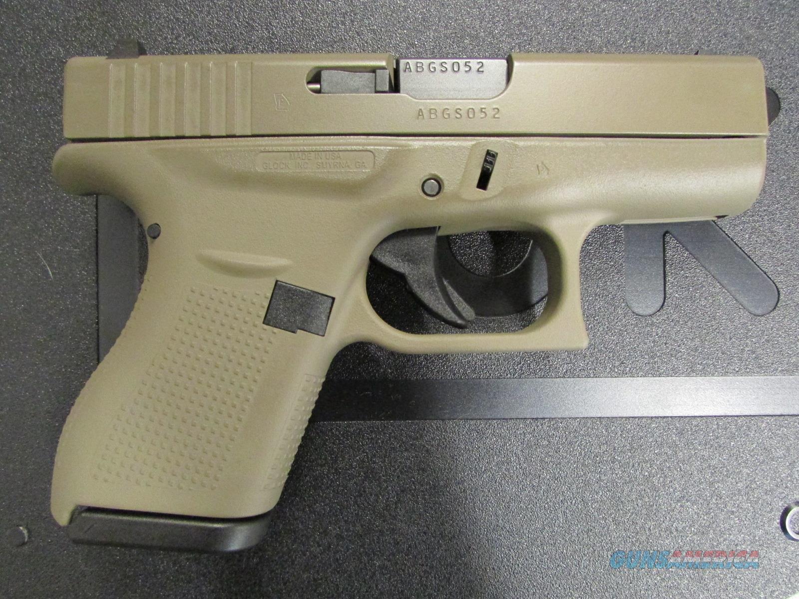 Glock 42 G42 Gen4 3 25