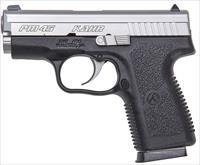 """Kahr Arms PM45 .45 ACP 3.24"""" Black / Stainless 5 Rds PM4543"""