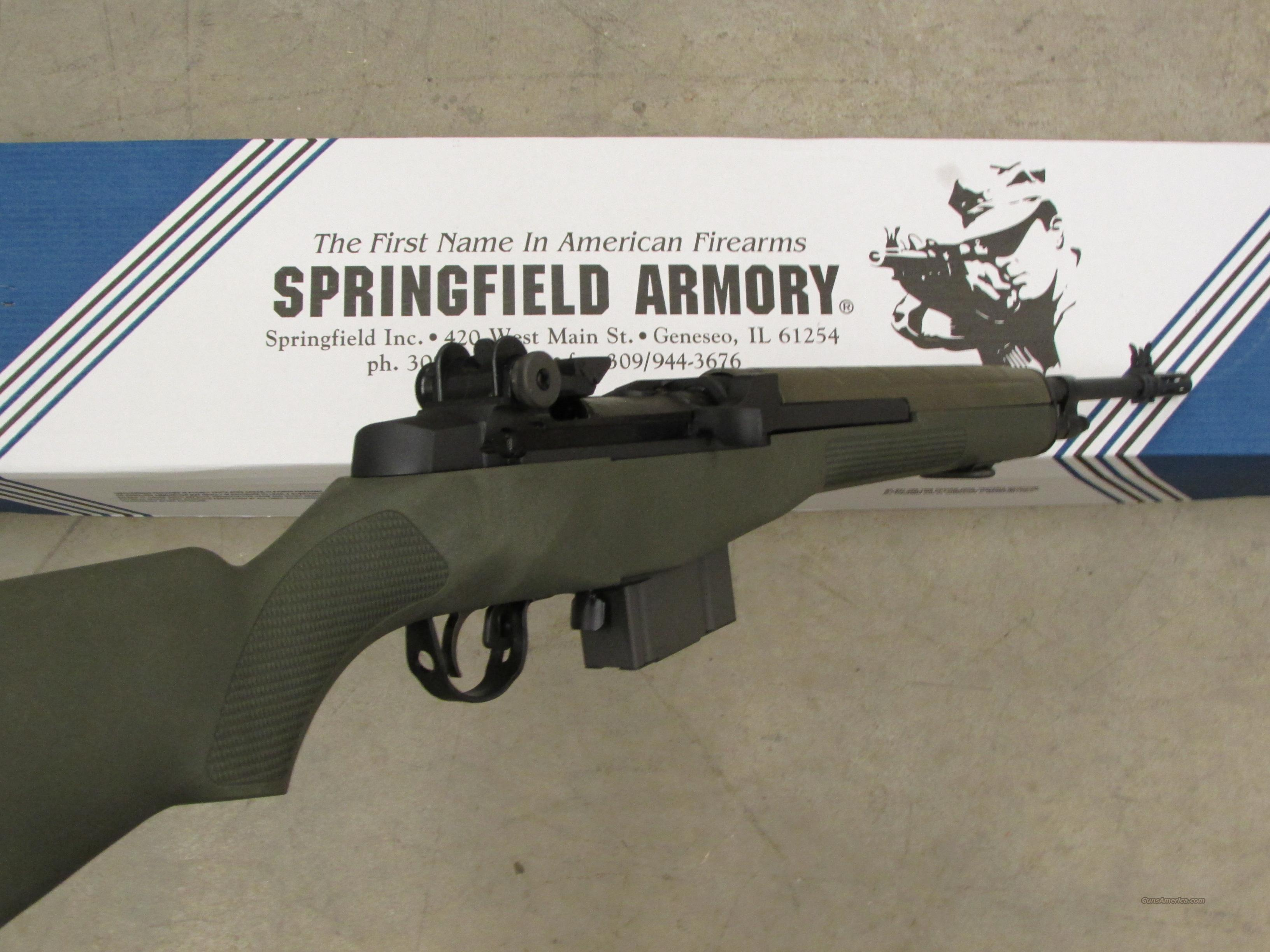 Springfield Armory Loaded Coupon M1a Vogue Bistro Deals