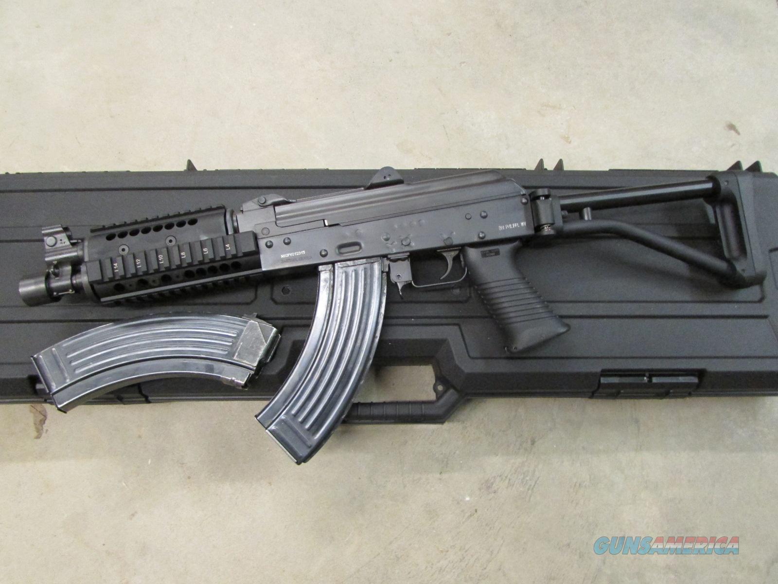 """Blackheart M92 AK 10"""" SBR Side Folding Stock 7.... for sale"""