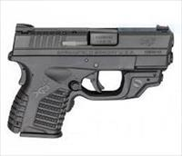 "Springfield XD-9 Sub Compact 9mm 3"" Crimson Trace XD9801CTHC"