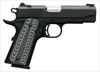 Browning 1911-380 Black Label Pro Compact .380 ACP 051908492