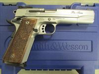"Smith & Wesson SW1911 5"" Stainless 9mm 178047"