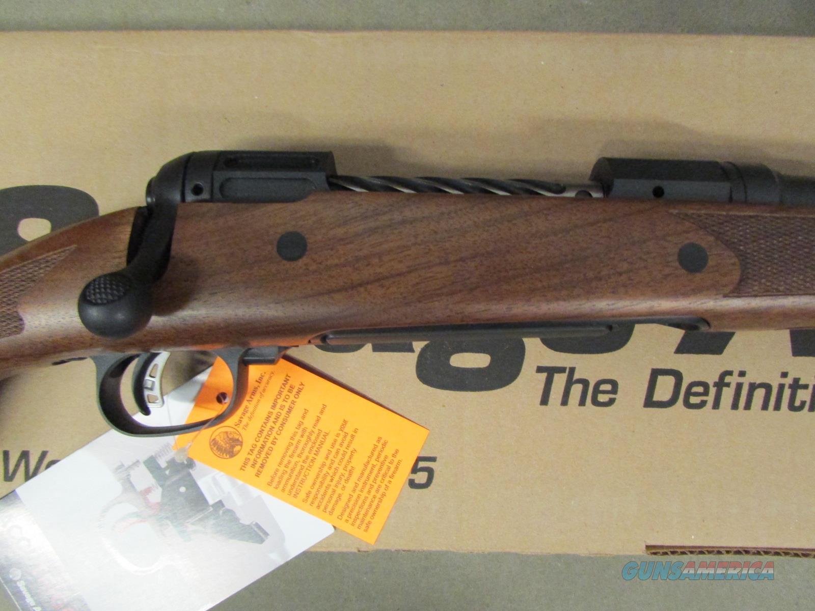 Savage Arms 111 Lightweight Hunter 20