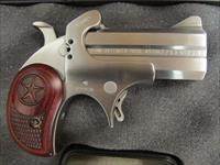 "Bond Arms Cowboy Defender 3"" Satin Stainless .45 Colt/ .410 Derringer BACD45410"