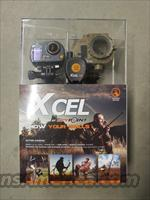 SPYPOINT MOUNTABLE XCEL HD HUNTING EDITION CAMERA/VIDEOCAMERA 1080P