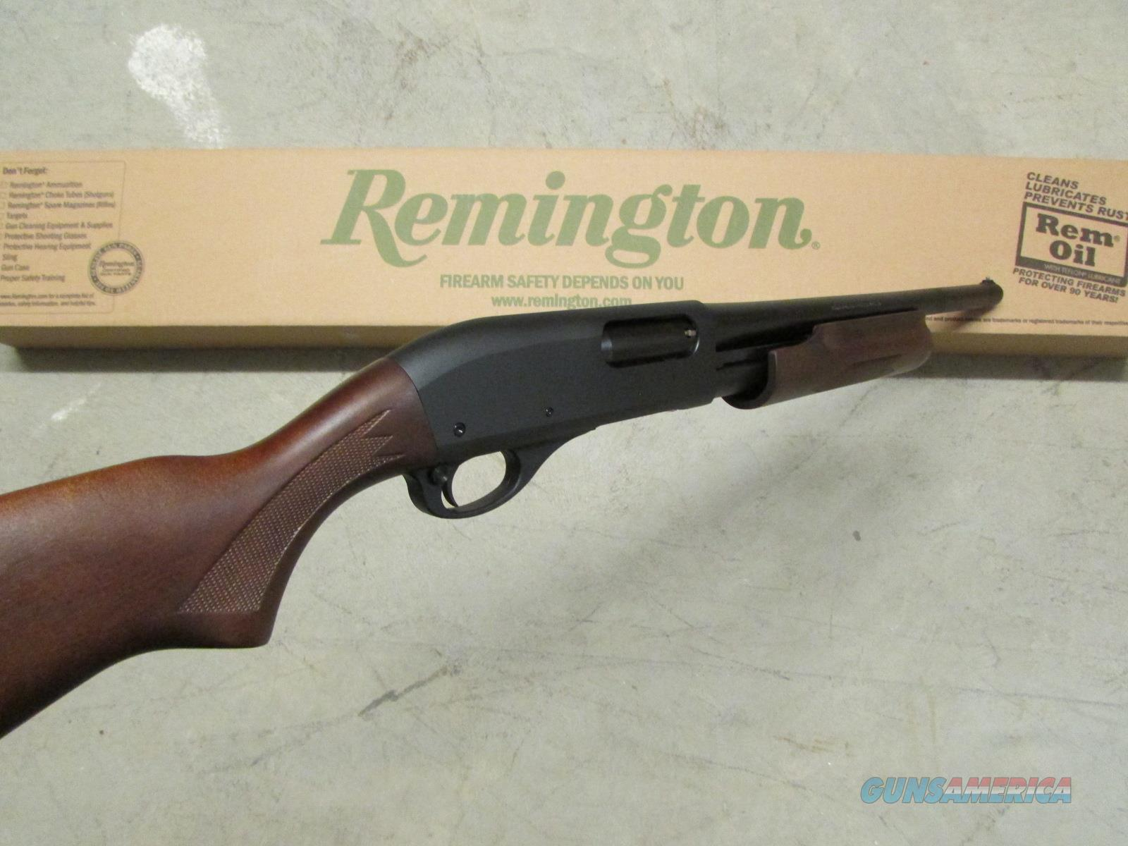 Remington 870 Hardwood Home Defense Tactical 12 For Sale