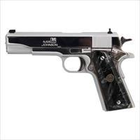 Iver Johnson 1911A1 Chrome .38 Super 5