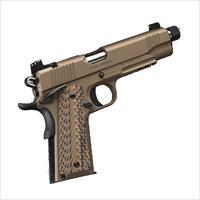 KIMBER 2017 DESERT WARRIOR TFS 1911 THREADED .45 ACP 3000237