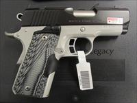 Kimber Master Carry Ultra (Officer's Size) 1911 .45 Laser Grips 3000284
