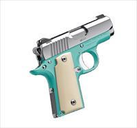 Kimber Micro 1911 Bel Air Light Blue .380 ACP 3300091