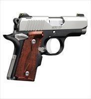 "KIMBER MICRO 9 CDP LASER GRIPS 9mm 3.15"" 3300098"