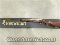 Browning X-Bolt White Gold Stainless .22-250 REM