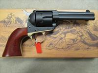 "Uberti 1873 Single-Action Cattleman ""Hombre"" Revolver .357 Mag"