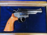 Smith & Wesson Model 19-4 Pennsylvania State Police 75th Anniversary .357 Mag